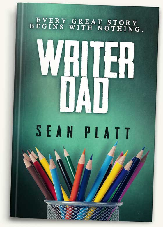Writer Dad Book Cover
